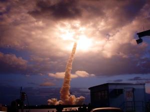 Pre-dawn-liftoff